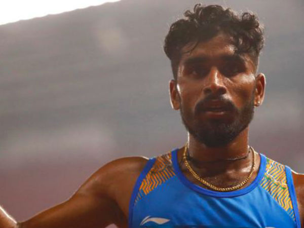 Tamilnadu Athelete Lakshmanan lost Asian games bronze after small mistake