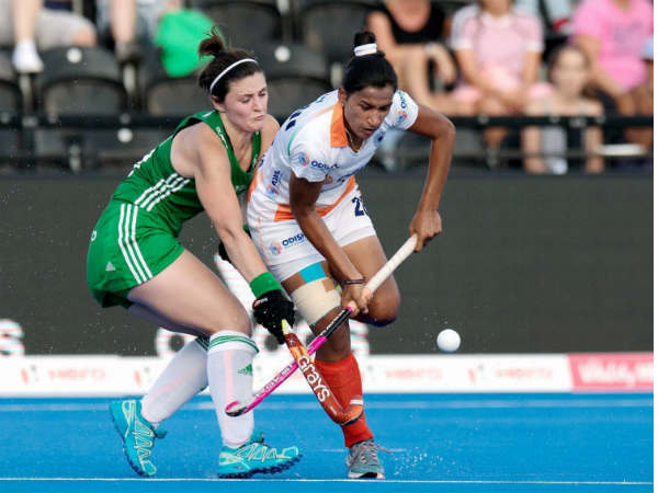 Ireland Beat Indian Women At The Hockey Worldcup Quarterfinals