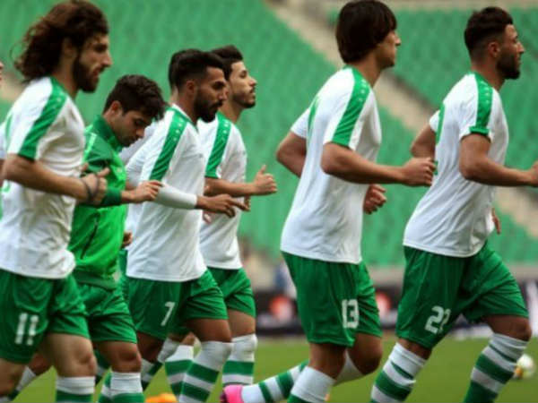 iraq football team withdraws from asian games