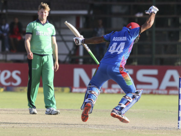 Afghanistan won the second T20I also against Ireland