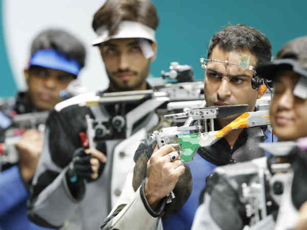 India bags silver in Trap shooting at Asian games 2018.