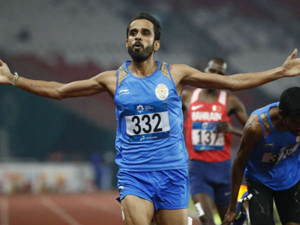 800m Gold Winner Manjith Singh helped his father in farming and tends cattle