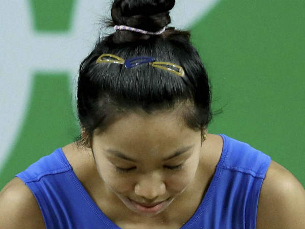 Weightlifter mirabai chanu pulled out of asian games