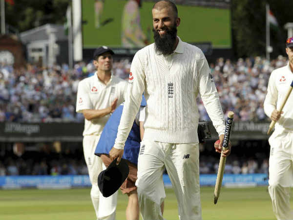 Moeen ali and porter released from england team