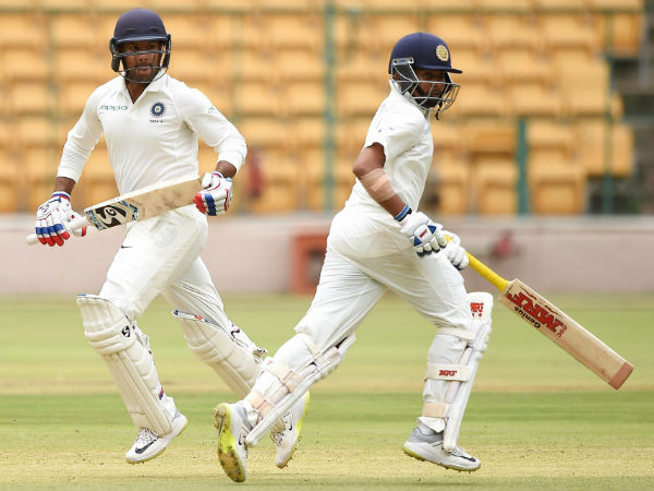 mayank agarwal and prithvi shaw likely to open for india in the last 2 test matches