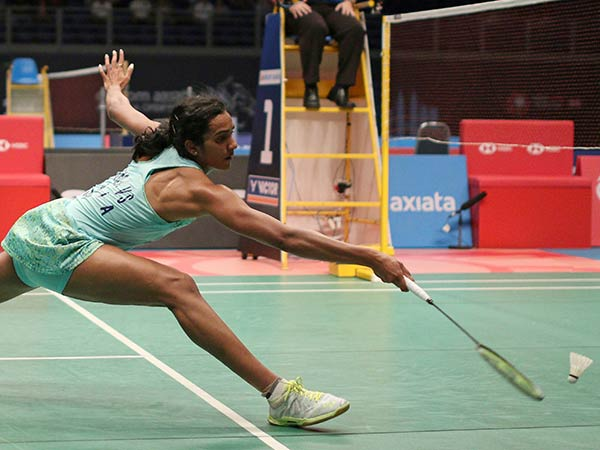 Asian Games 2018 – P.V.Sindhu lost in the badminton finals won silver