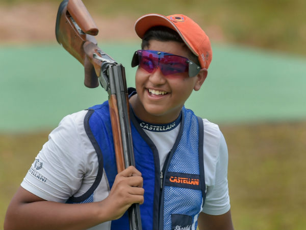 Asian Games 2018 - Indian Young Shooter Vihan Shardul bags silver in double trap men