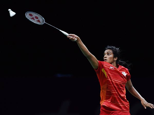 Sindhu enters the quarters of badminton world championship