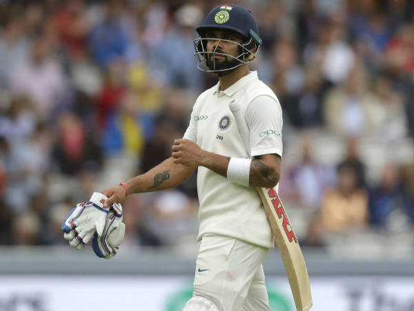 Kohli posts emotional message on facebook