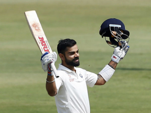 Michael Vaughan thinks Kohli will hit a century in 4th test