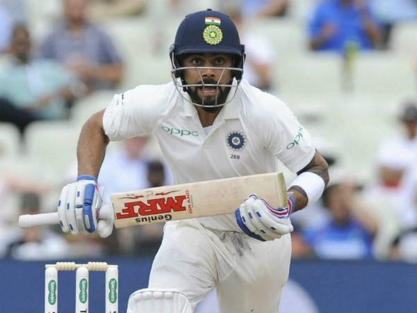 Nasser Hussain says Kohli should take responsibility for the first test loss