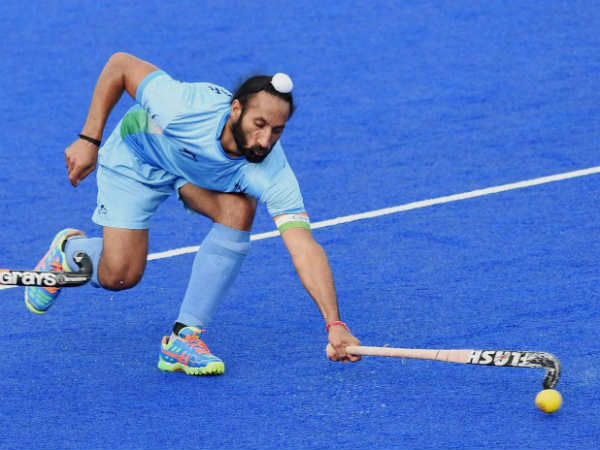 Senior Hockey player Sardar singh announces his retirement after not selected for camp