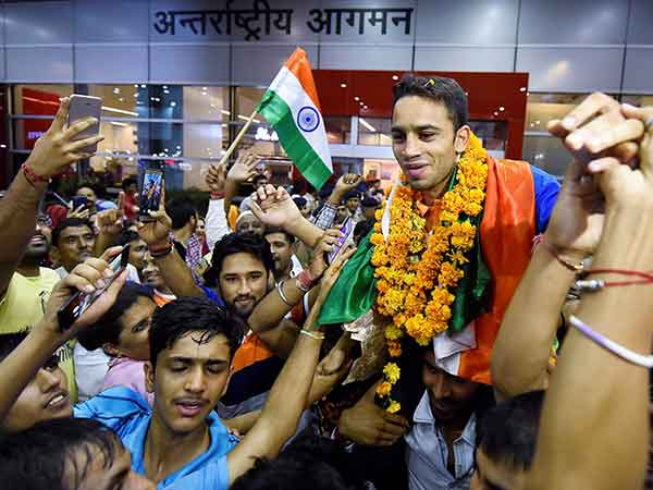 Asian Games Gold medal winer Amit Panghal nominated for Arjuna award