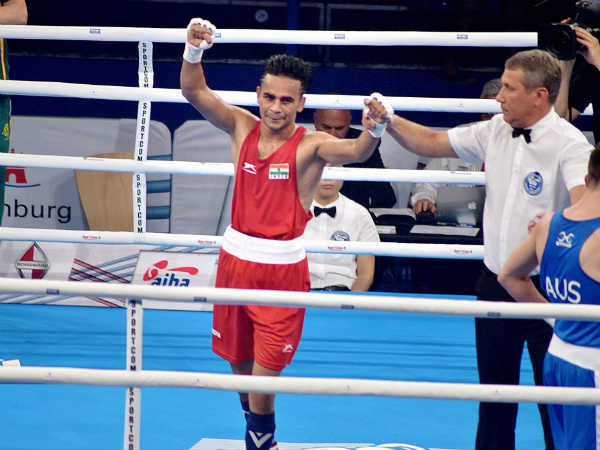 Asian Games 2018 - India won Gold in Boxing after Amit Phangal beats Olympic winner