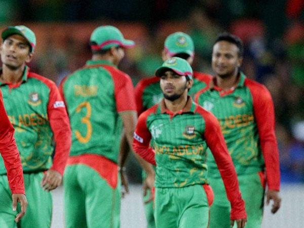 Bangladesh announced squad for asia cup with 15 members