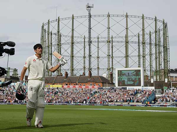 cook records in his final test cook breaks several records in his final test