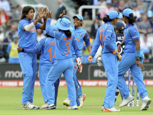 Indian women team to tour in SriLanka for ICC women's championship