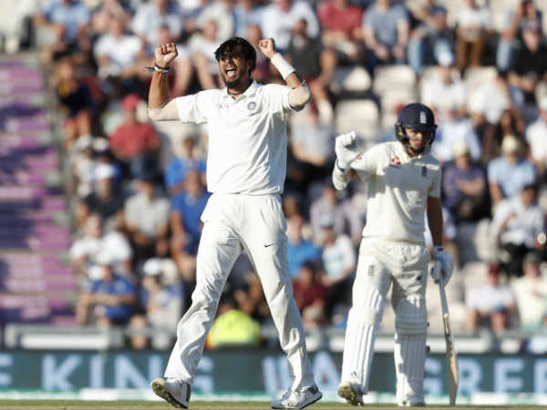 Ishant sharma is the reason for 4th test loss as he damage the pitch