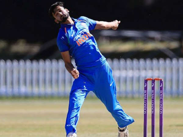 Khaleel Ahmed selected for Asia cup 2018 and may get a chance in world cup 2019
