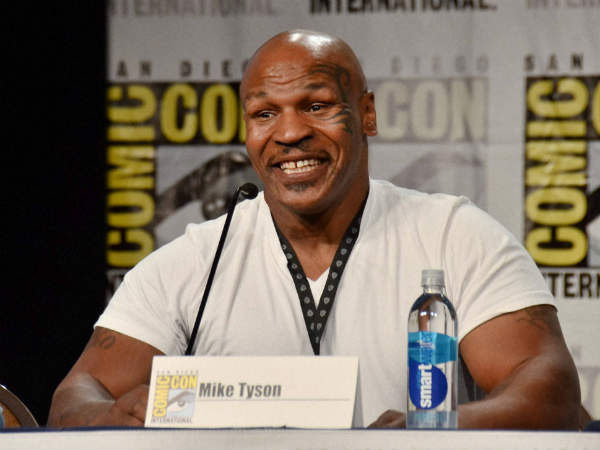 Mike Tyson Says He Is Slumdog After His Visit Mumbai