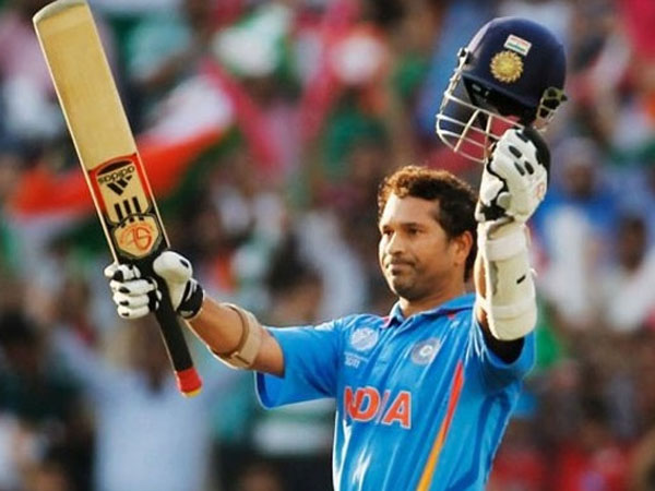 Sachin got his 100th century at Asia cup against bangladesh but it turn negative