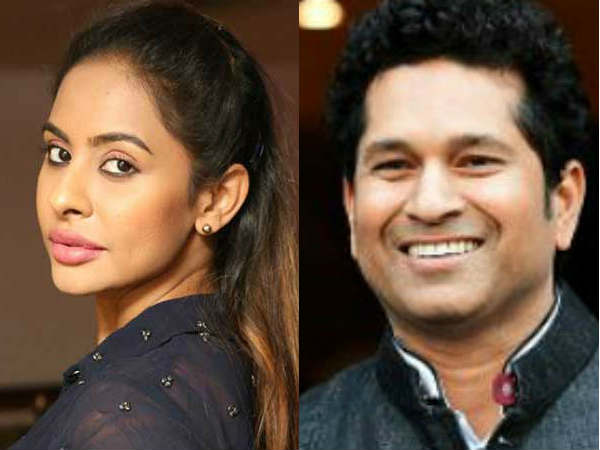 Sri Reddy now targets Sachin Tendulkar, is it all for popularity?