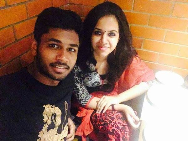 Sanju Samson to wed his college mate on Dec 22