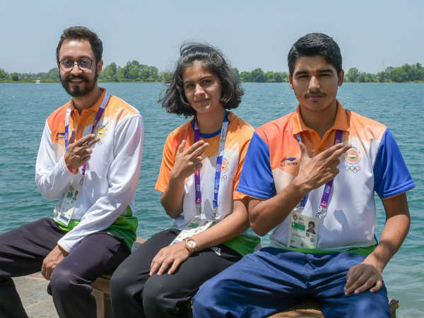Saurabh Chaudhary won gold at ISSF world championship beating own record