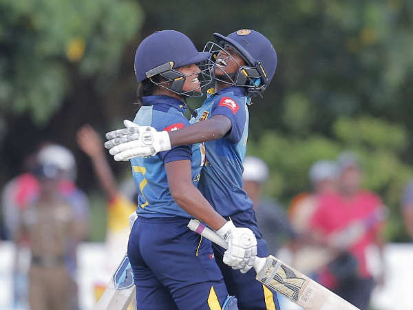 SL women team beats indian women team after 5 years