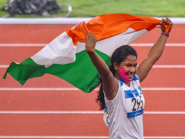 Asian Games Gold Medallist Swapna Barman Soon Will Get Customised Shoes
