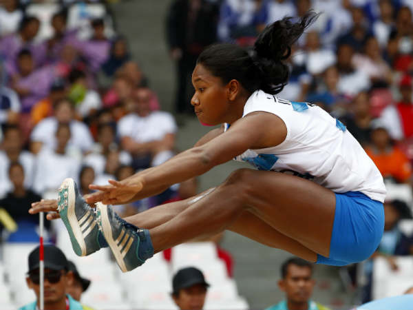 Swapna barman got shoes, shoes for six toes, after SAI take action