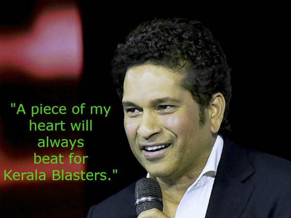 Sachin Sold His Stake 20 Isl Kerala Blasters Fc Shares Because Of Heavy Loss