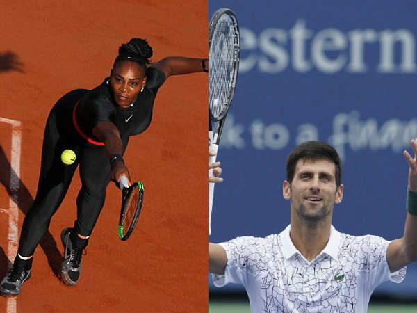US Open 2018 reached finals - Serena or Osaka, Del Potro or Djokovic
