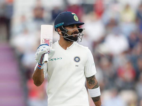 Virat Kohli avoid talking about India's mistakes, rather he praises England for Victory