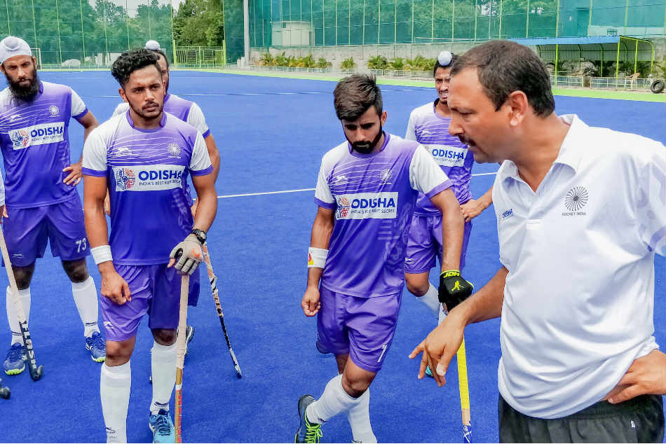 Asian Hockey Champions Trophy 2018 - India - Pakistan finals