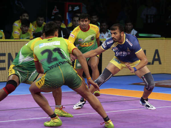 Pro Kabaddi League 2018 Tamil Thalaivas Lost Up Yodhaa Puneri Paltan Defeat Haryana