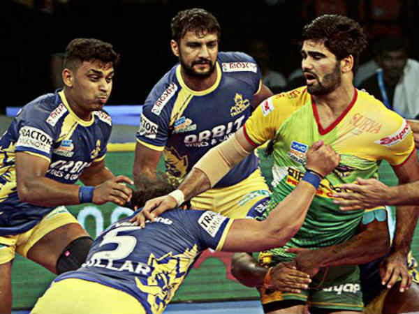Tamil Thalaivas Crushed Patna Pirates The Pkl 2018 Season Opener