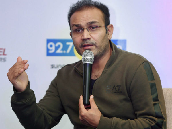 Sehwag Says Afridi Pakistan Team Is Like Sachin Indian Team