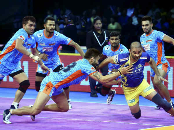 Pro Kabaddi League 2018 Pkl2018 Tamil Thalaivas Vs Bengal Warriors Match Results