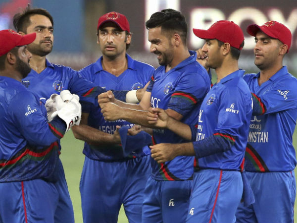 Afghanistan Cricket Players Are Training Chennai