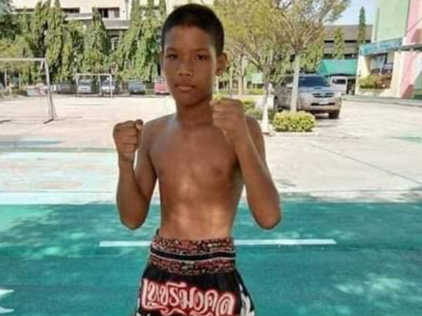 13 Year Old Thailand Kid Died A Boxing Match