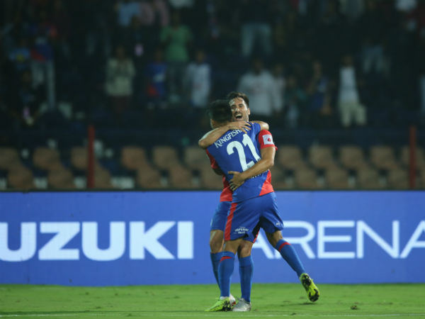 ISL 2018 - Delhi Dynamos vs Bengaluru FC match result