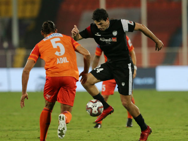 Isl 2018 Fc Pune City Vs North East United Fc Match Result