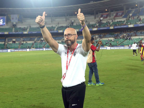 ISL 2018 - Hope floats for revitalised NorthEast United