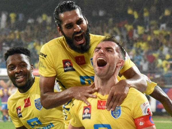 ISL 2018 - Pune City FC vs Kerala Blasters match ends in a 1-1 draw