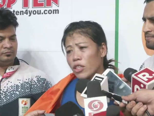 Mary Kom became most successful women boxer in the world with six gold medals