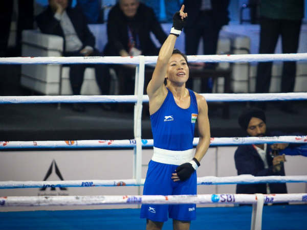 Mary Kom Won Historic Sixth Medal Women S World Boxing Championship
