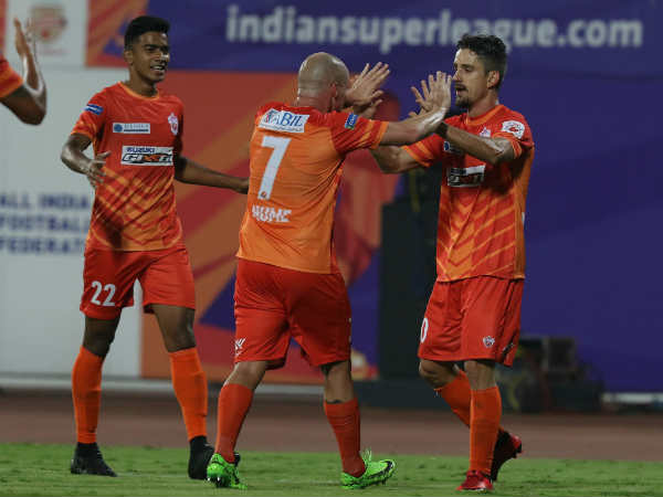 Isl 2018 Fc Goa Vs Fc Pune City Match No 54 Result