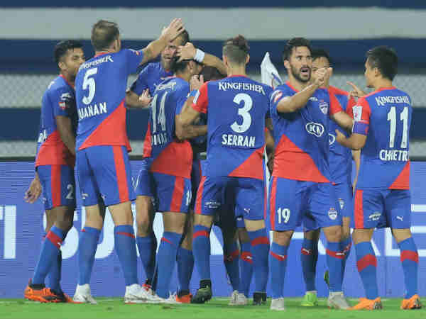 Isl 2018 Atk Lost Bengaluru Fc The League Match