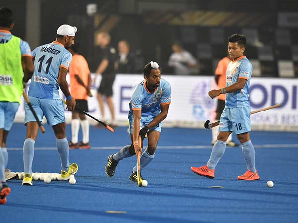 Hockey World Cup 2018 India Beat Canada Seal Berth Quarters